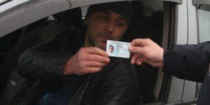 Кража водительских прав