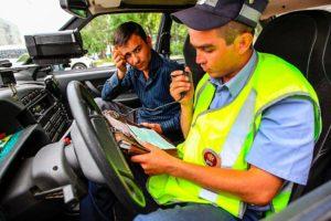 Лишение права вождения автомобиля за превышение скорости