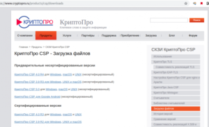 Как настроить КриптоПро csp 4.0 для госзакупок