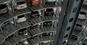 Механизированная парковка