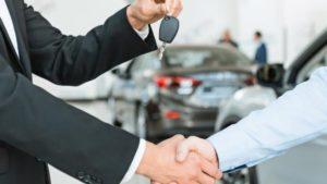 Переоформление комиссионных автомобилей