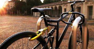 Средства защиты от угона велосипеда