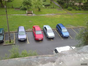 Последствия неправильной парковки