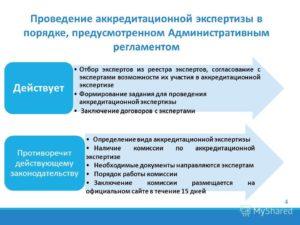 Отбор экспертов для экспертизы результатов контракта