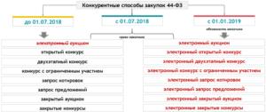 Закупка ОСАГО по 44-ФЗ в 2019 году