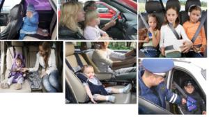 Перевозки детей по новым правилам в автомобиле с 1 января 2019