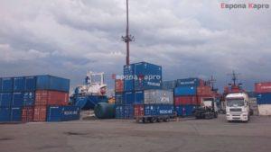 Растаможка грузов в России из Европы