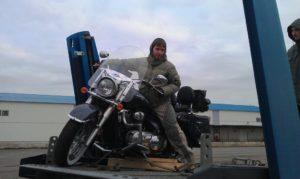 Растаможивание мотоцикла в России