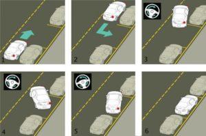 Как делать параллельную парковку