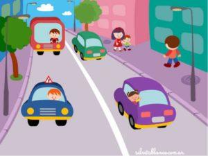 Движение по тротуару в ПДД