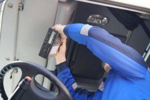 Нужна ли установка тахографа на автобус