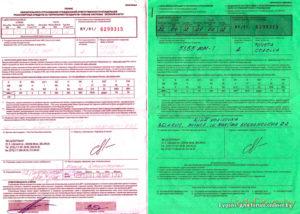 Стоимость полиса Зеленая карта в Польшу
