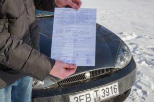 Переоформление автомобиля после смерти владельца