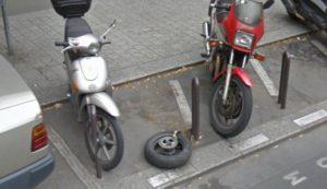 Как защитить от угона мотоцикл