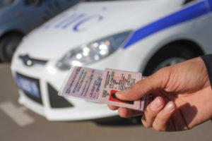 Помощь при лишении прав на вождение автомобиля
