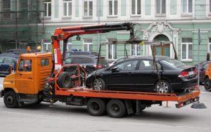 Какие существуют виды эвакуации автомобилей