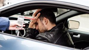 Повторное управление транспортным средством в состоянии опьянения