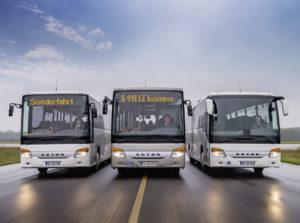 Перевозка пассажиров заказным автобусом