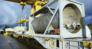 Перевозка опасных радиоактивных грузов