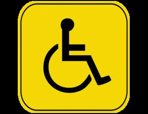 Знак инвалид за рулем по ПДД