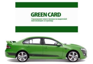Страхование Зелёная карта в Ингосстрах