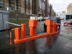 Автоматические шлагбаумы для парковок