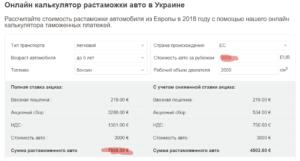 Сколько стоит растаможка авто из Японии в Россию