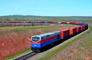 Железнодорожные перевозки из России в Казахстан