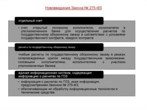 Гособоронзаказ: 275-ФЗ кратко, что нужно знать