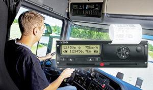 Назначение тахографов на грузовых автомобилях