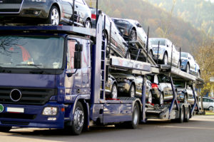 Перевозка автомобиля в Европу