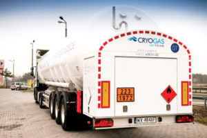 Перевозка опасных грузов автотранспортом