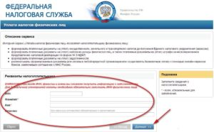 Как посмотреть транспортный налог по ИНН физического лица