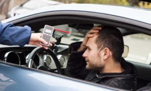 Отказ от прохождения водителем освидетельствования на состояние опьянения