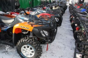 Растаможка квадроциклов в России
