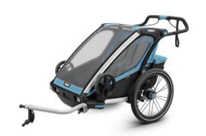 Велоприцеп для перевозки детей