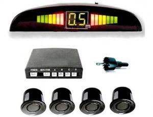 Задние датчики для парковки автомобиля