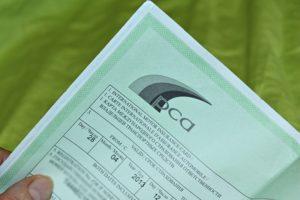 Полис Зеленая карта в ВСК