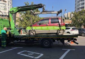 Эвакуируют ли машины без номеров