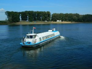 Речные перевозки пассажиров