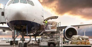 Перевозки грузов самолетом