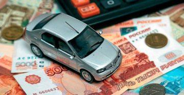 Машина в лизинге, кто платит транспортный налог
