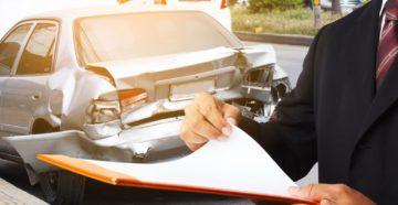 Независимая экспертиза автомобиля после ДТП