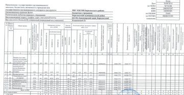 Образец плана закупок и плана-графика на 2018 год