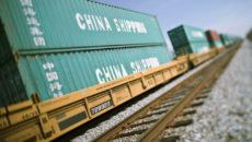 Перевозки грузов из Китая железной дорогой