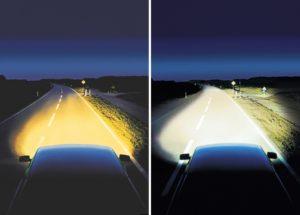 Что лучше светит, ксенон или светодиоды