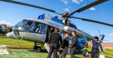 Вертолетные перевозки грузов и пассажиров