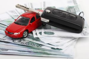 Деньги под залог транспортного средства