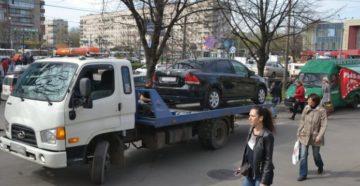 Возврат машины со штрафстоянки в Санкт-Петербурге в 2019 году