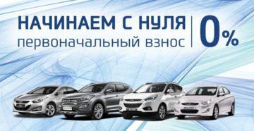 Как взять автокредит без первоначального взноса в Москве